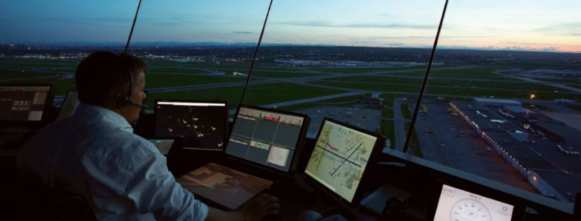 High Wycombe Senior Air Traffic Control Officer