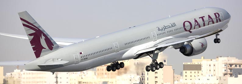 Qatar Airways Boeing Rated First Officers