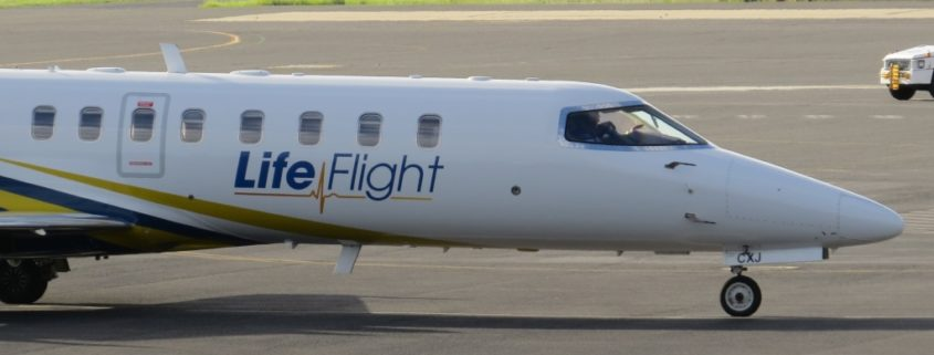 LifeFlight Australia Learjet 45 Rated and Non-Rated First Officer