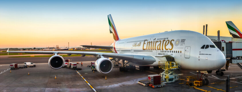 Emirates A380 Direct Entry Captains