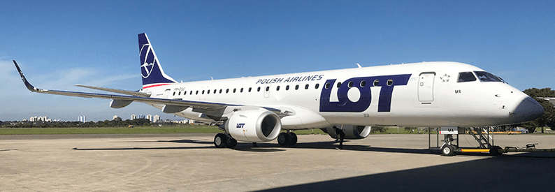 LOT Polish Airlines Non-Rated First Officers