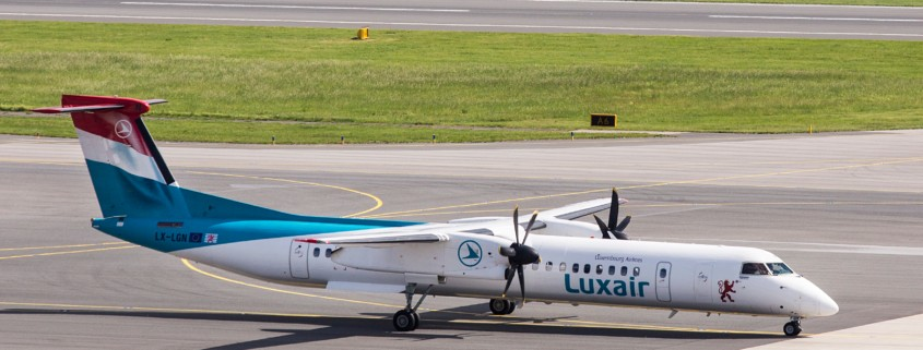 Luxair Dash 8 Rated & Non-Rated First Officers