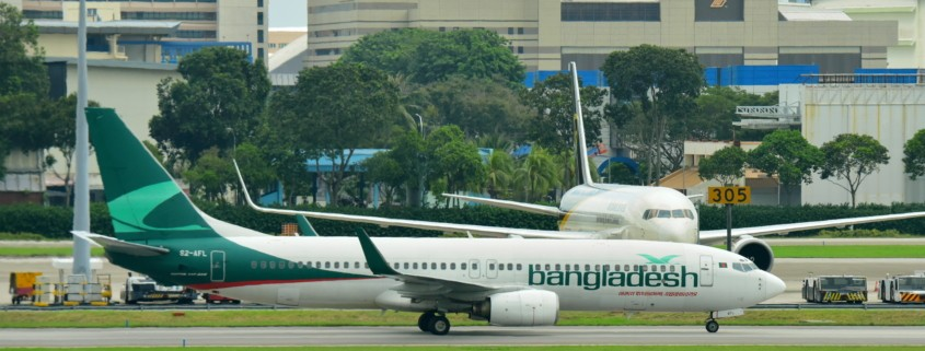 Biman Bangladesh Airlines B737 Rated First Officers