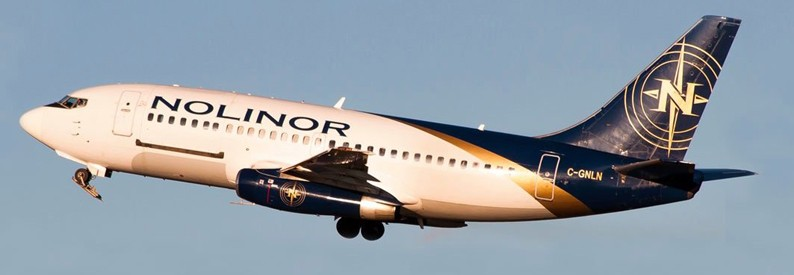 Nolinor Aviation Non-Rated First Officers