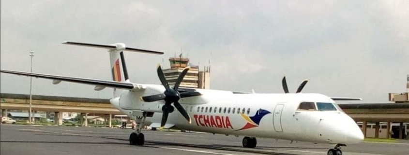 Tchadia Airlines Dash 8 Rated Captains