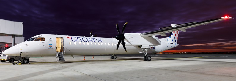 Croatia Airlines Non-Rated First Officers