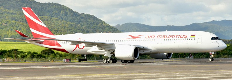 Air Mauritius A350 Rated First Officers