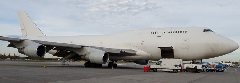 ACE Belgium Freighters B747 Rated First Officers