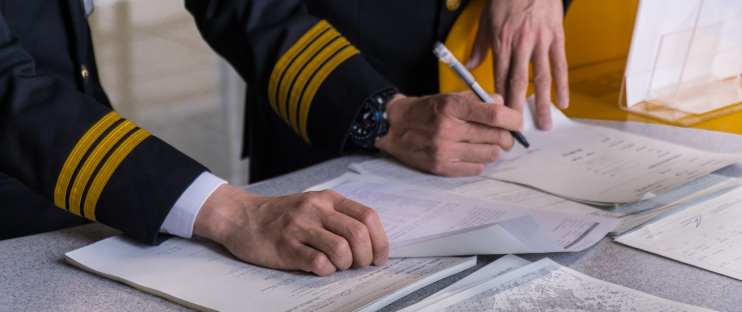 Contractair ATP First Officer