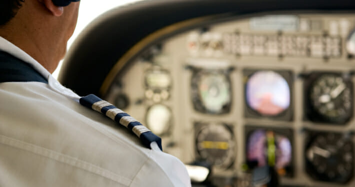 Is there a shortage of airline pilots?