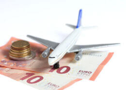 A look at what effects how much an airline ticket costs