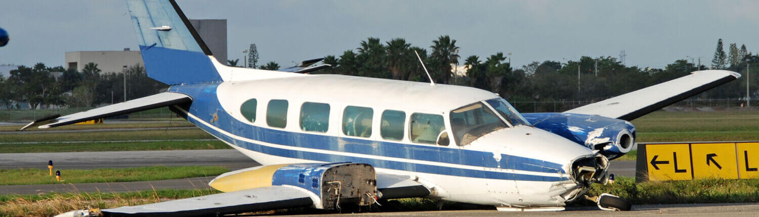 A look at the reasons as to why planes crash