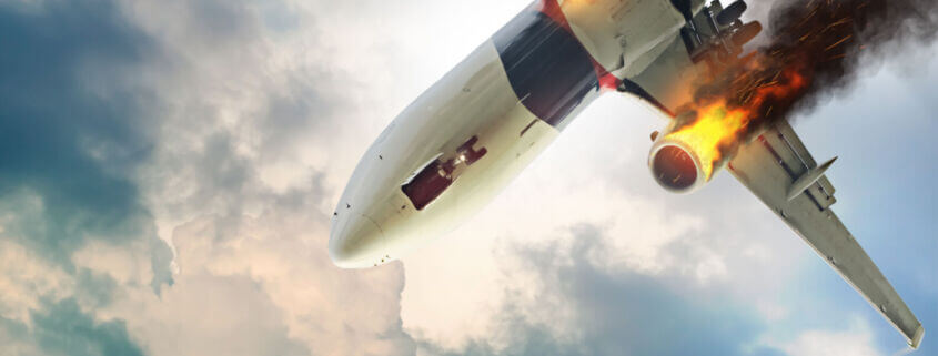 Can a plane still fly if an engine fails?